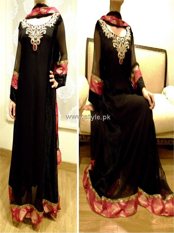 534b1d34b Noor Sahar Winter Party Wear Dresses 2012-13 for Ladies
