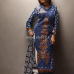 Orient Textiles Winter Collection 2012-13 for Women 012