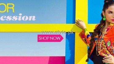 Rang Ja Winter Collection 2012-13 for Girls 001
