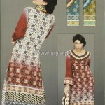 Sana and Samia Khaddar Collection 2012 by Lala 001