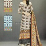 Sana and Samia Khaddar Collection 2012 by Lala 003