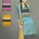 Sana and Samia Khaddar Collection 2012 by Lala 005
