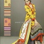 Sana and Samia Khaddar Collection 2012 by Lala 006
