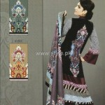 Sana and Samia Khaddar Collection 2012 by Lala 007