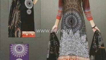 Sana and Samia Khaddar Collection 2012 by Lala