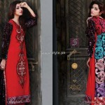 Shaista New Winter Range 2012-13 for Ladies 007
