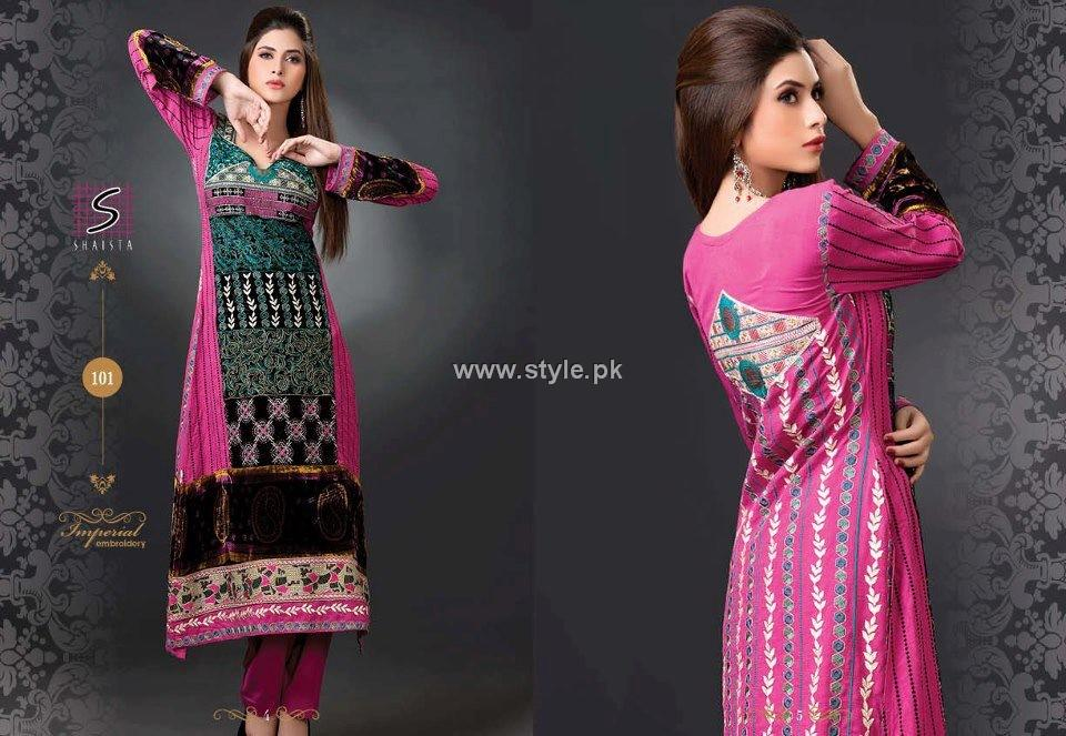 Shaista New Winter Range 2012-13 for Ladies