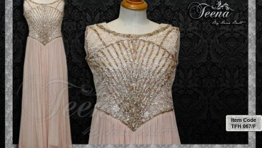 Teena by Hina Butt Formal Dresses 2012 New Designs