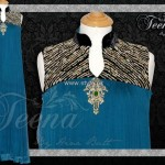 Teena by Hina Butt Formal Dresses 2012 New Designs 002
