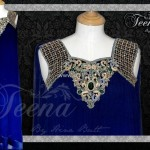 Teena by Hina Butt Formal Dresses 2012 New Designs 004