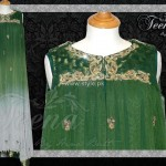Teena by Hina Butt Formal Dresses 2012 New Designs 006