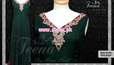 Teena by Hina Butt Latest Winter Collection For Women 2012 009