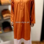 Thredz Kurta Shalwar Collection 2012 for Men 001