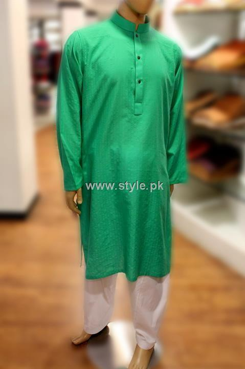 Thredz Kurta Shalwar Collection 2012 for Men