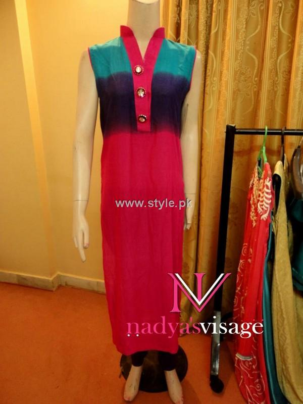 Visage Winter 2012-13 Dresses for Girls and Women