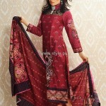 Warda Designer Collection New Winter Range 2012-13 002