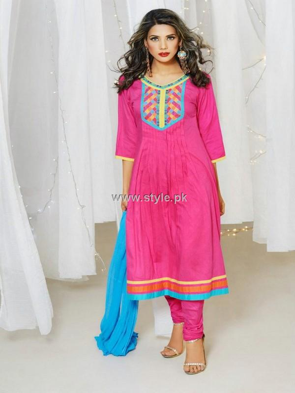 Warda Designer Collection Stitched Winter Dresses 2012-13