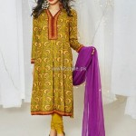 Warda Designer Collection Stitched Winter Dresses 2012-13 004