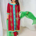 Warda Designer Collection Stitched Winter Dresses 2012-13 005