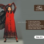 ZQ Designer Series 2012 for Women by Star Textiles 001