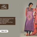 ZQ Designer Series 2012 for Women by Star Textiles 008