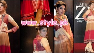 Zayn Rashid Luxury Pret 2012 Collection For Women 012