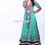 Ahmad Bilal Latest Bridal Wear 2013 Collection 001