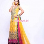 Ahmad Bilal Latest Bridal Wear 2013 Collection 004