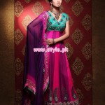 Ahmad Bilal Latest Winter Formal wear Collection 2013 006