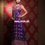 Ahmad Bilal Latest Winter Formal wear Collection 2013 007