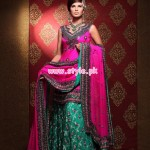 Ahmad Bilal Latest Winter Formal wear Collection 2013 008