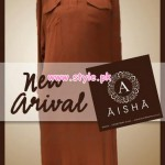 Aisha Alam Latest Winter Collection 2013 For Women 001