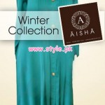 Aisha Alam Latest Winter Collection 2013 For Women 005