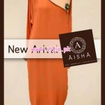 Aisha Alam Latest Winter Party Dresses 2013 009