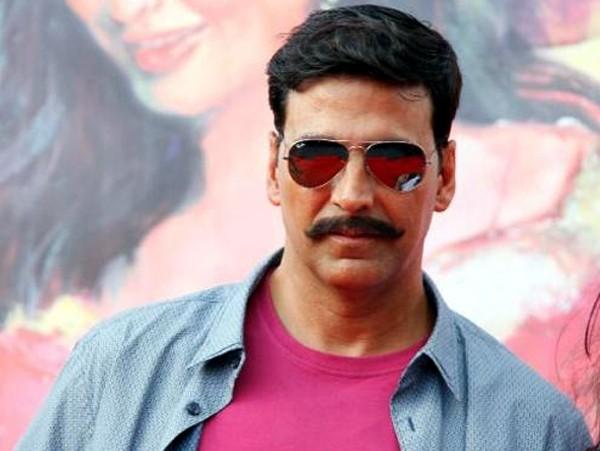 Akshay Kumar mustache