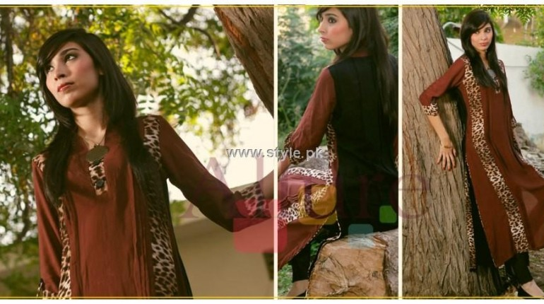 Allure Casual Wear Collection 2012-13 for Girls