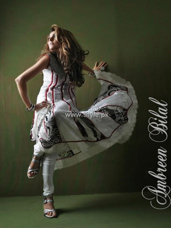 Ambreen Bilal Winter Collection 2012-13 for Women