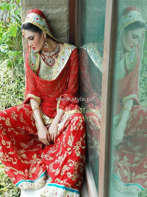 Bridal Dresses 2013 Fashion in Pakistan 003 fashion trends bridal dresses