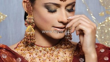 Bridal Jewellery Designs 2013 For Girls 001