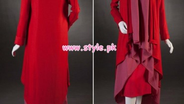Daaman New Winter Dresses 2013 For Women 005