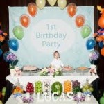Decoration Ideas For Baby Birthday Celebration (12)