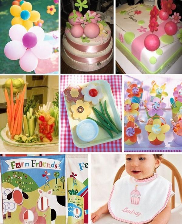 Decoration Ideas For Baby Birthday Celebration 008