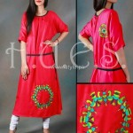 HUES Winter 2012-13 Dresses for Women and Girls 007