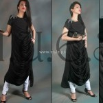HUES Winter 2012-13 Dresses for Women and Girls 011