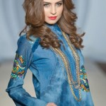 Hasina Khanani Western Collection 2012-2013 At PFW 3, London 001