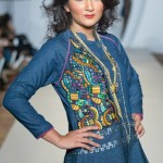 Hasina Khanani Western Collection 2012-2013 At PFW 3, London 0010