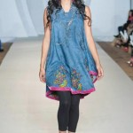 Hasina Khanani Western Collection 2012-2013 At PFW 3, London 0011
