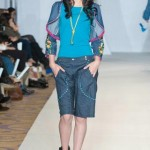 Hasina Khanani Western Collection 2012-2013 At PFW 3, London 0012