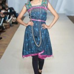 Hasina Khanani Western Collection 2012-2013 At PFW 3, London 0015