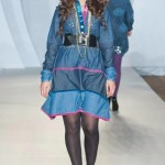 Hasina Khanani Western Collection 2012-2013 At PFW 3, London 0016
